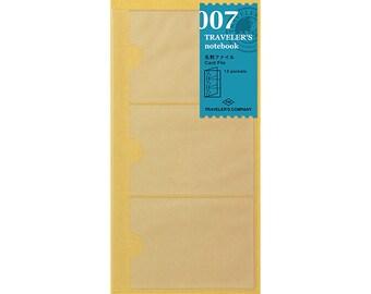 TN Accessory - Regular Size - 007 Card File