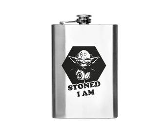 Star Wars Yoda Flask