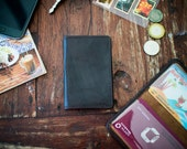 LEATHER CARD HOLDER • Real leather • Travel accessories