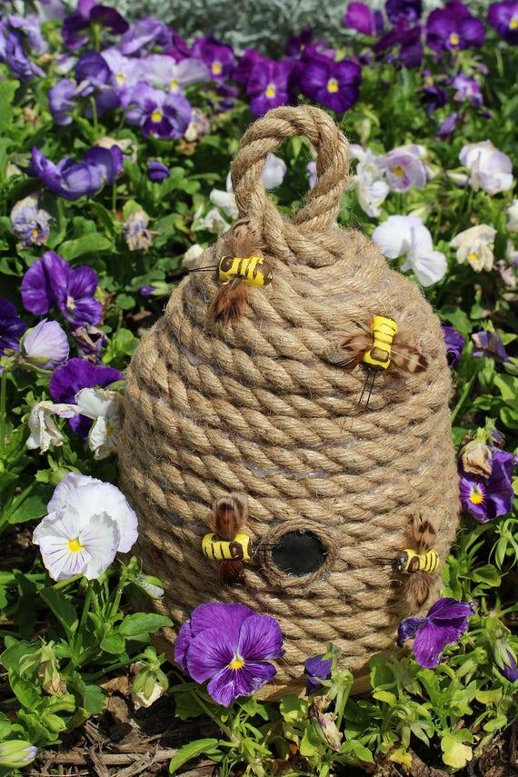 Decorative Bee Skep