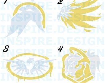 Mercy Decal
