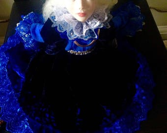 Collectible doll Milady