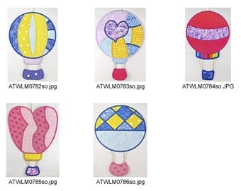 Free-Standing-Patchy-Hot-Air-Balloons-5x7-2 ( 5 Machine Embroidery Designs from ATW )