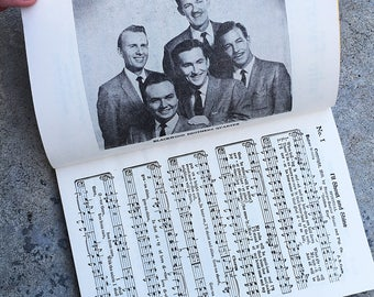 Vintage Hymnal, Radio Favorites of the Blackwood Brothers