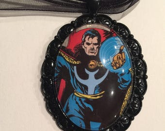 Marvel Dr Strange Necklace