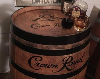 Customized or Personalized Wine Barrels