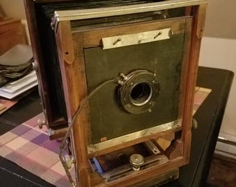 Antique-Senaca-Competitor-View-Camera-5x7