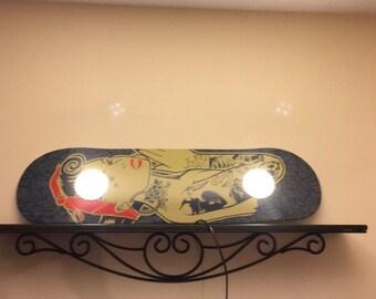 LED Skateboard Accent Light