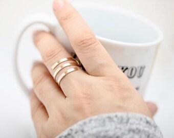 Gold Filled Wrap Ring • Wrap Ring • Snake Ring • Rose Gold Filled Wrap Ring • Sterling Silver Wrap Ring • Silver Snake Ring •Gold Snake Ring