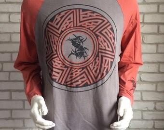 Vintage 1993 Sepultura long sleeves T shirt