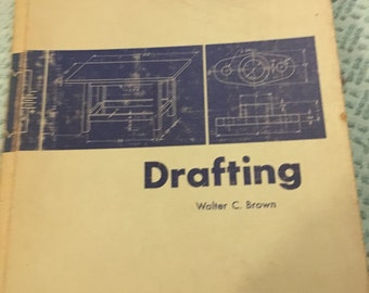Drafting textbook  published 1964
