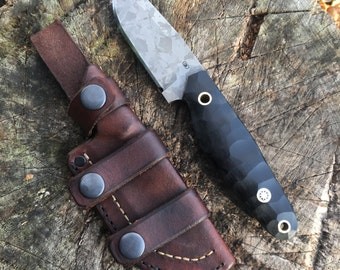 Lynx Kommando - tactical bushcraft knife