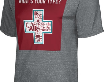ProSphere Men's What's Your Type Causes Heather Tech Tee