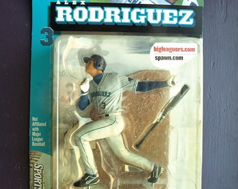 Alex Rodriguez Figurine by McFarlane Toys Sports Picks Big League Challenge Series 1