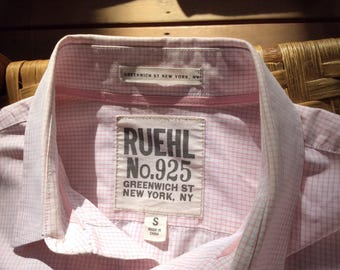 RUEHL Dress Shirt - Unisex - just twenty-five dollars - Small- small