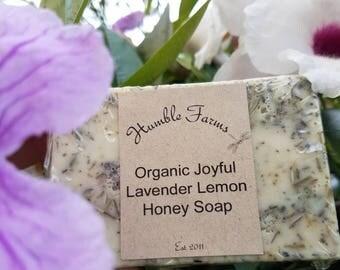 Organic Goat's Milk Soap