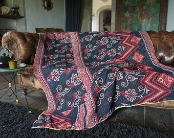 Jeté de lit ou couvre lit (bed-spread) Bedcover (vendu)