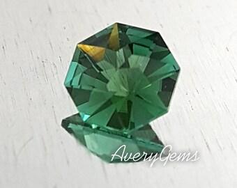 Green Tourmaline 1.2 Ct  Loose Gemstone Natural Ror Engagement Ring Tourmaline Ring Necklace Precious Gemstone Precision Cut By AveryGems