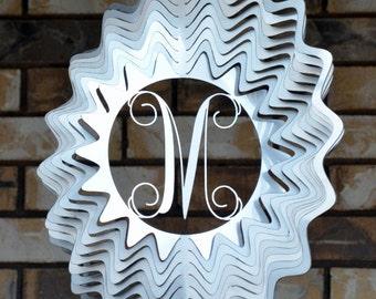 Cutsom Stainless Steel Wind Spinner