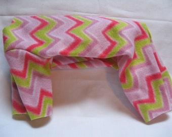 Goat Pajamas, Pink Fleece Pajamas, Fleece Pet Pajamas, Pajamas for Goats, Lamb Pajamas, Pet Pajamas, Handcrafted Pajamas