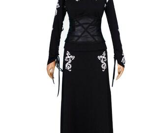 Bellatrix LeStrange Cosplay Dress Cosplay Costumes