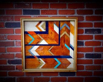 OBALIT Wood art decor by Drevo Designs