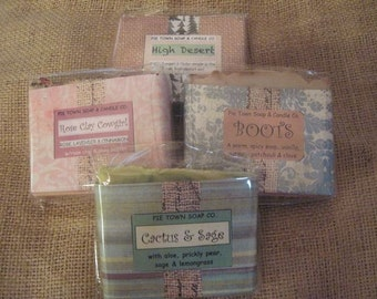 Southwest Soap  large bars