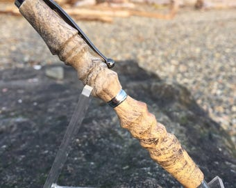 Natural Buckeye Burl Pen