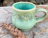 Ceramic tea cup or coffee mug