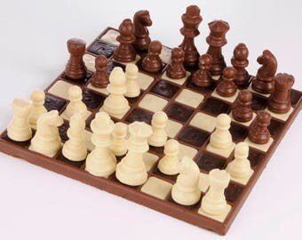 Chocolate Chess- Perfect for dinner parties
