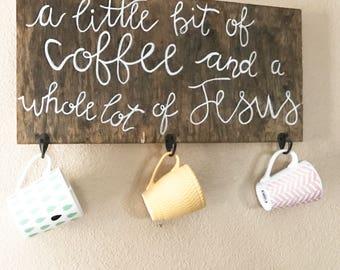 Coffee Hanger - Decor