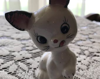 Cat Figurine, Japan