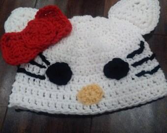 Hello Kitty Hat, Cat Hat