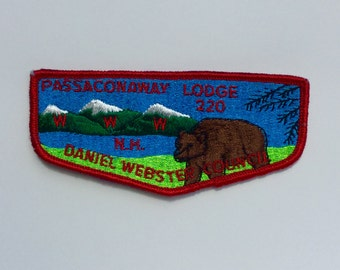 scout memorabilia pdf daniel webster council