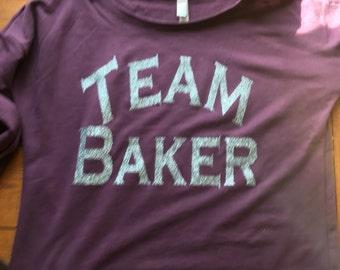 Customizable Team shirt