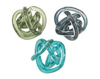 Startling Glass Knots (3)