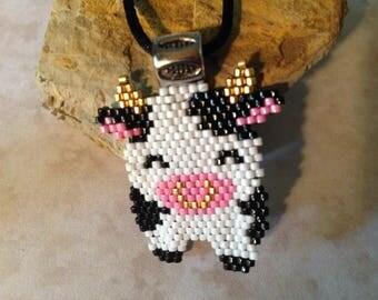 Happy Cow Necklace