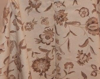 Cohama Riverdale 1988 Home Dec Fabric
