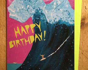 Epic Birthday Card