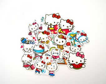 Hello Kitty Sticker Flakes