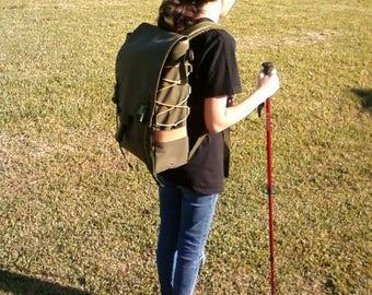 Woodsman's Bushcraft Backpack