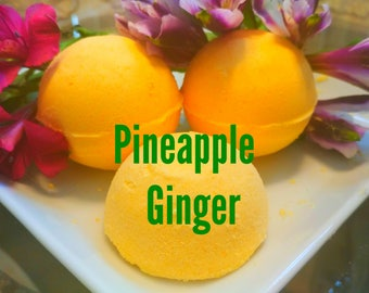 Pineapple Ginger Bomb