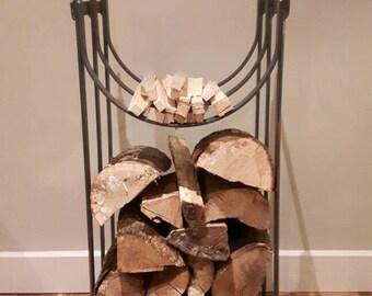 Industry Log Stack / Basket / Holder