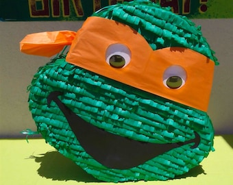 TMNT Piñata,  Teenage Mutant Ninja Turtle Piñata