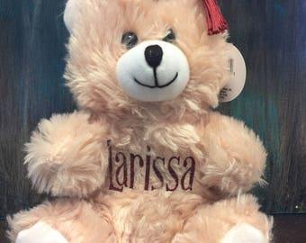 Personalized Graduation Teddy Bears