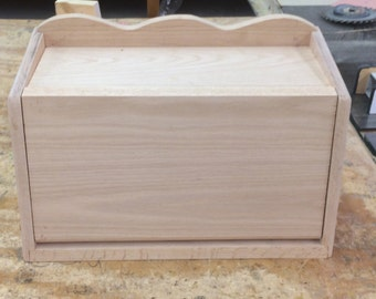 Custom Bread Box