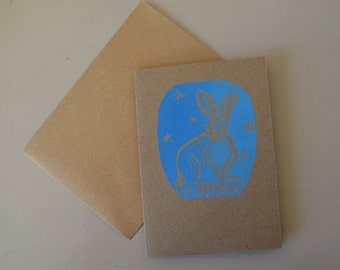 Arctic Hare Cards