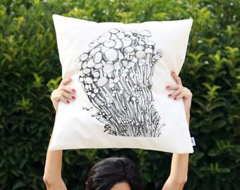 Holster cushion enoki mushroom