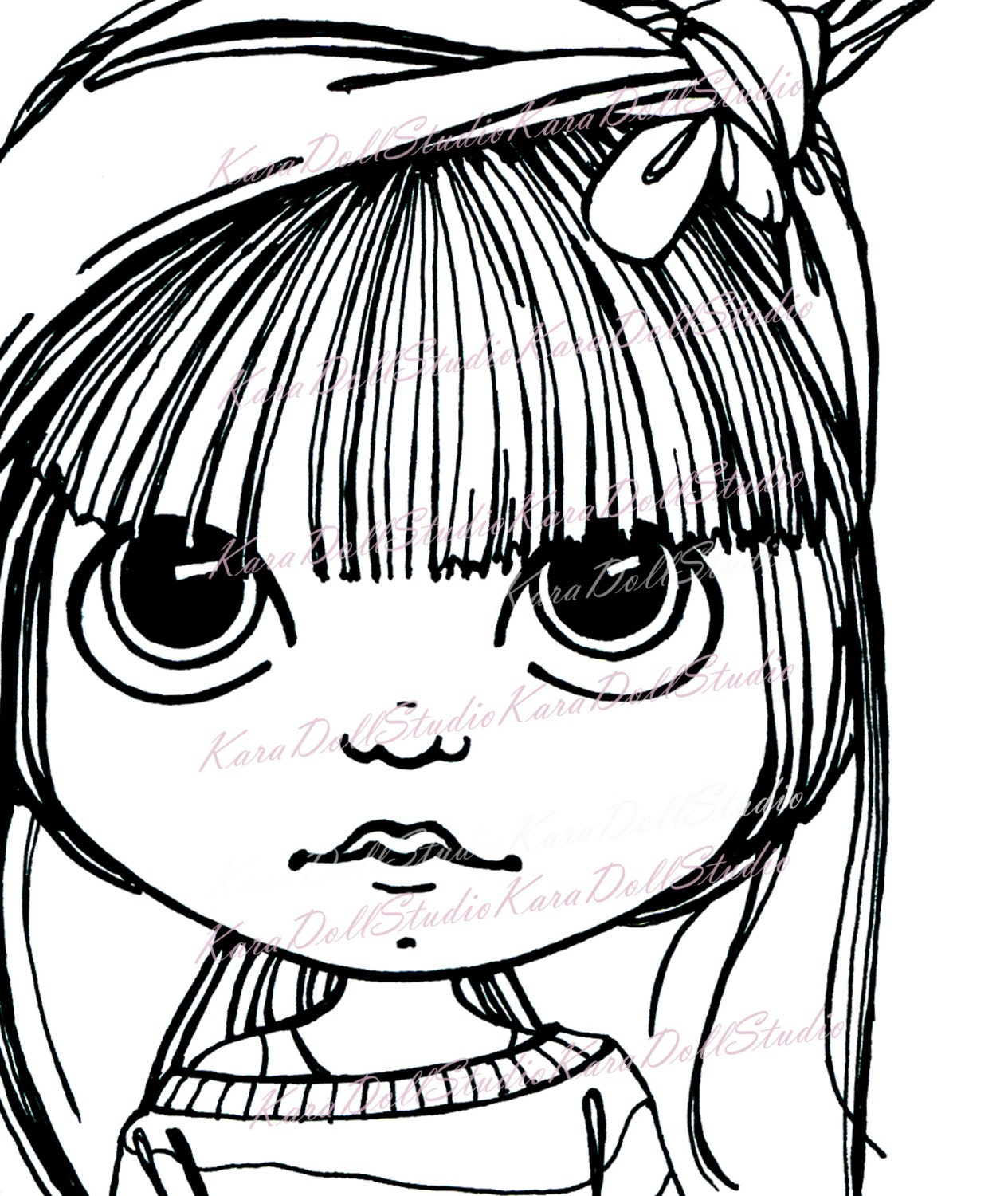 Printable coloring pages eyes - How To Draw Kissing Emoji Step Coloring Pages Printable