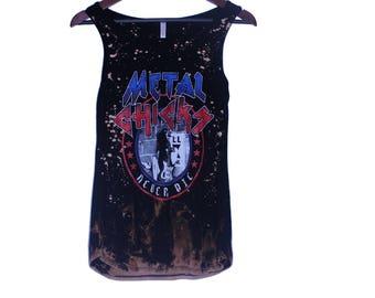 Yeezus tank etsy for Custom acid wash t shirts